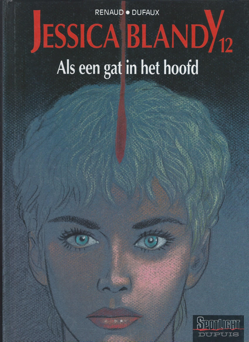 Couverture de Jessica Blandy (en néerlandais) -12- Als een gat in het hoofd