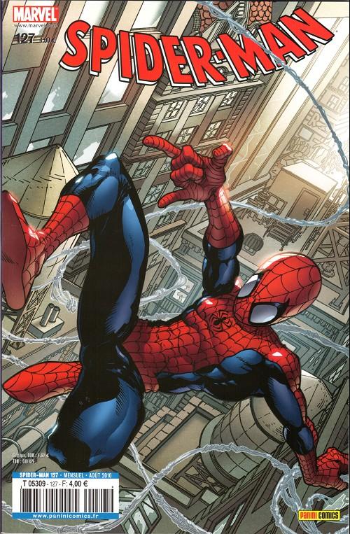 Couverture de Spider-Man (Marvel France 2e série - 2000) -127- Galerie de portraits