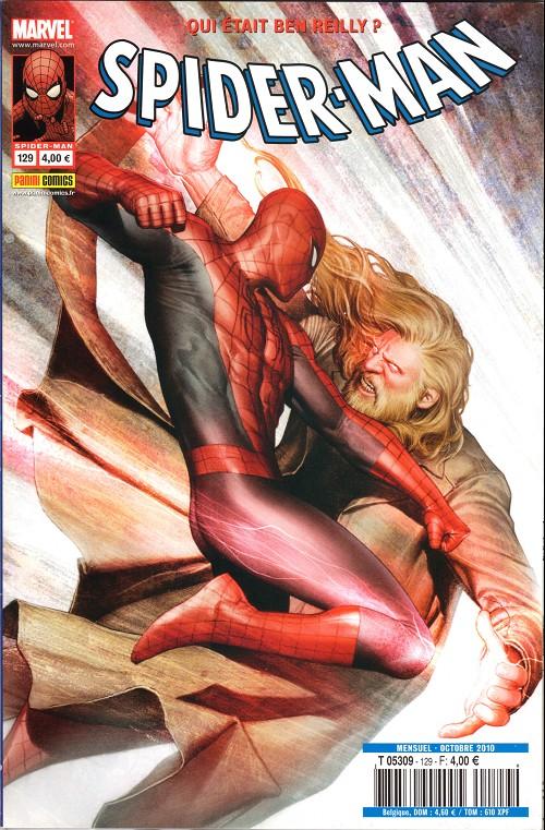 Couverture de Spider-Man (Marvel France 2e série - 2000) -129- Qui était Ben Reilly ?