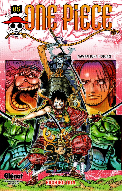 Couverture de One Piece -95- L'aventure d'Oden