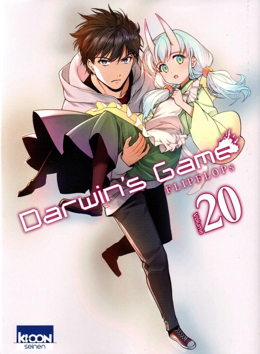 Couverture de Darwin's Game -20- Tome 20