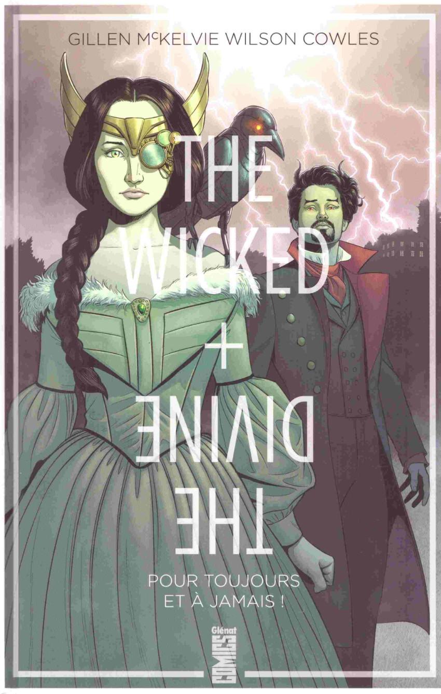 Couverture de Wicked + The Divine (The) -8- Pour toujours et à jamais !