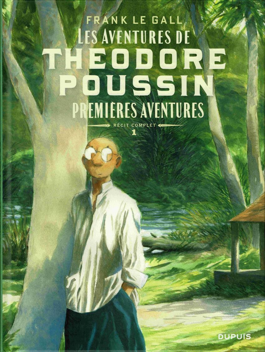 Couverture de Théodore Poussin -INT-01- Récits complets - Premières aventures