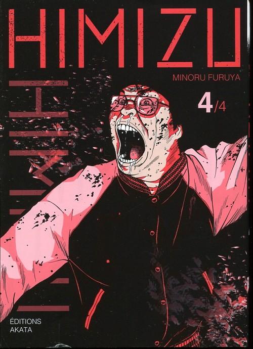 Couverture de Himizu -4- Tome 4/4