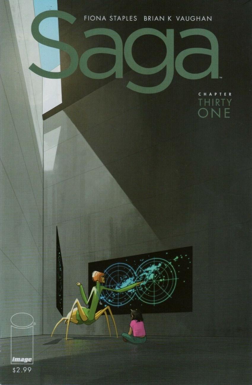 Couverture de Saga (Image comics - 2012) -31- Chapter thirty one