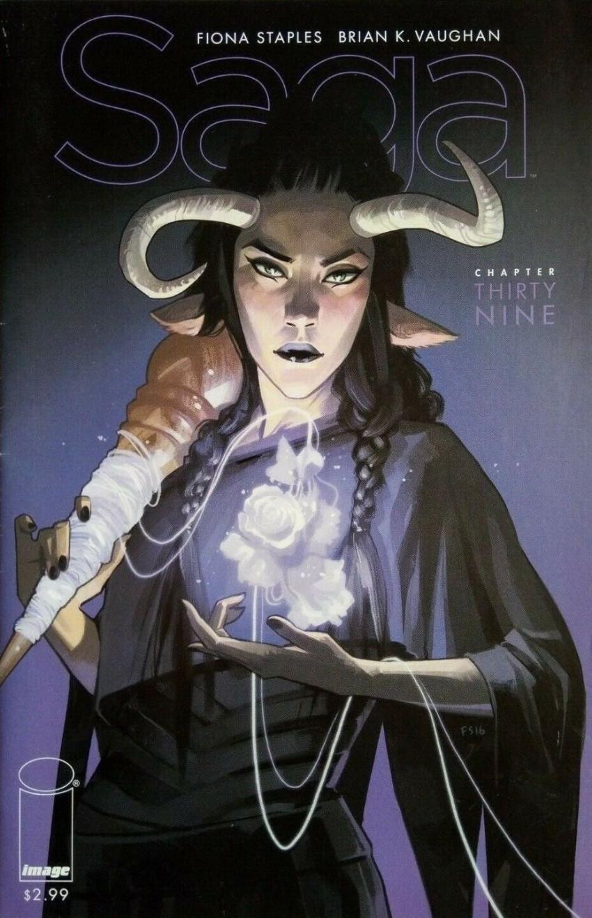 Couverture de Saga (Image comics - 2012) -39- Chapter thirty nine