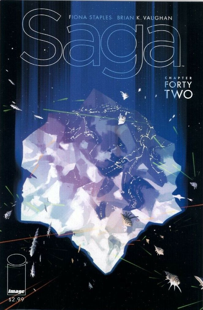 Couverture de Saga (Image comics - 2012) -42- Chapter forty two