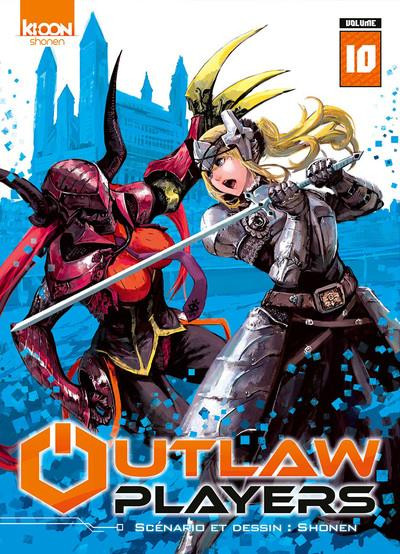 Couverture de Outlaw Players -10- Tome 10