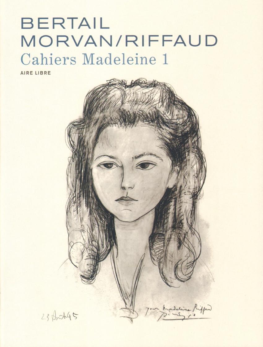 Couverture de Madeleine, résistante -Cah01- Cahiers madeleine 1