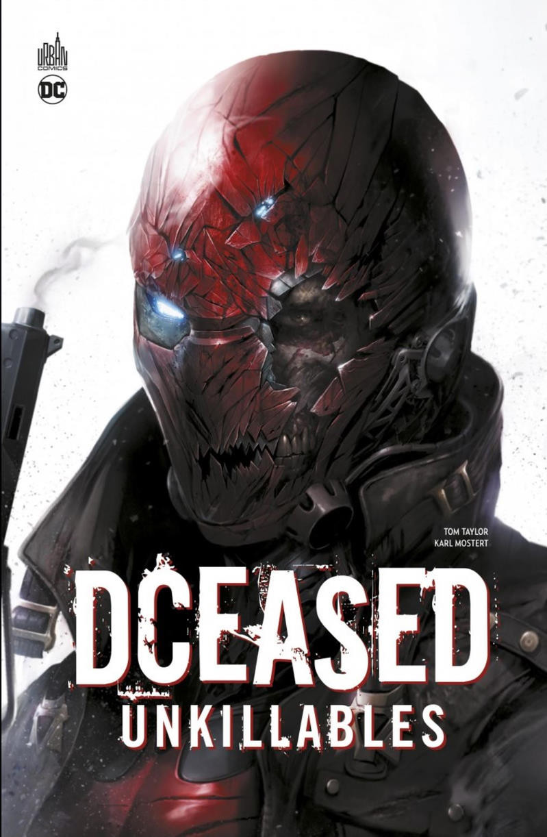 Couverture de DCeased - DCeased unkillables