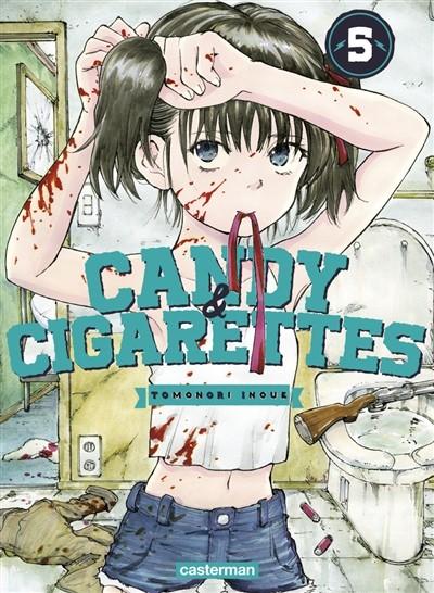 Couverture de Candy & cigarettes -5- Tome 5