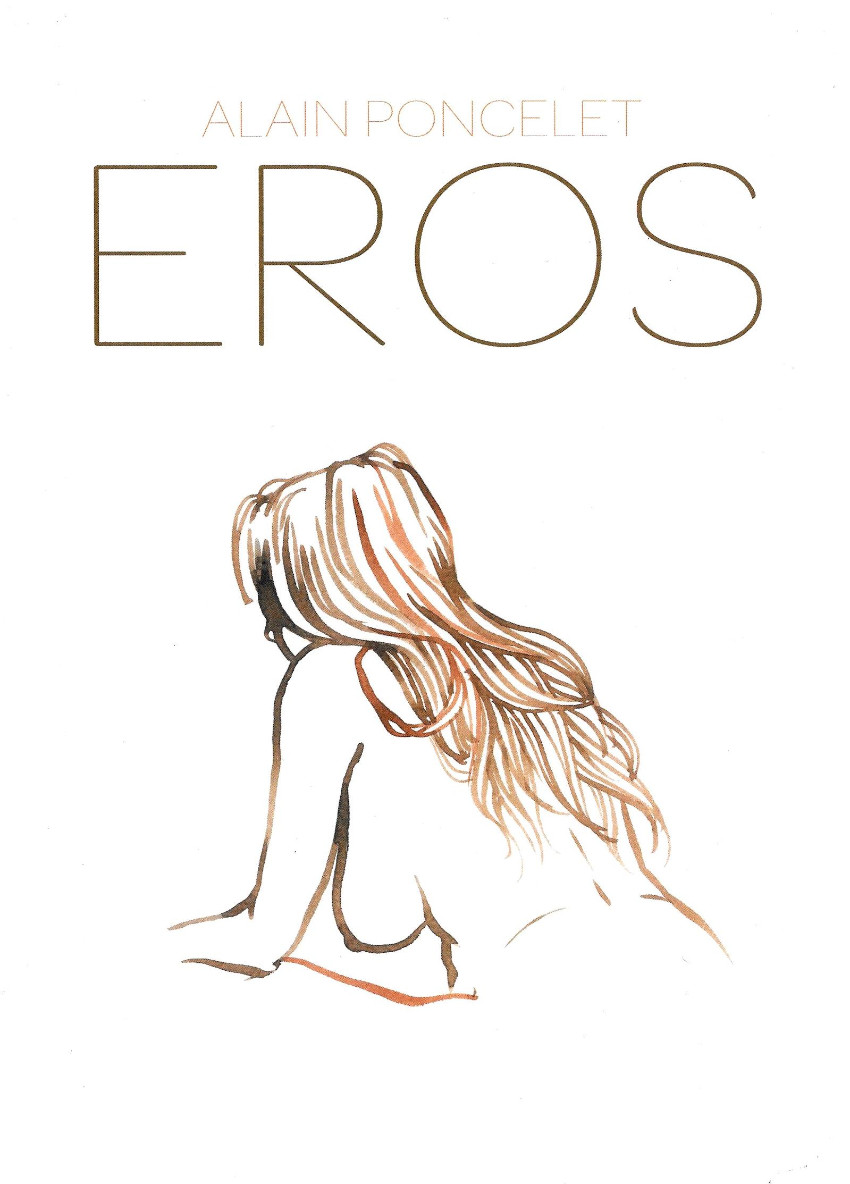 Couverture de (AUT) Poncelet, Alain - Eros