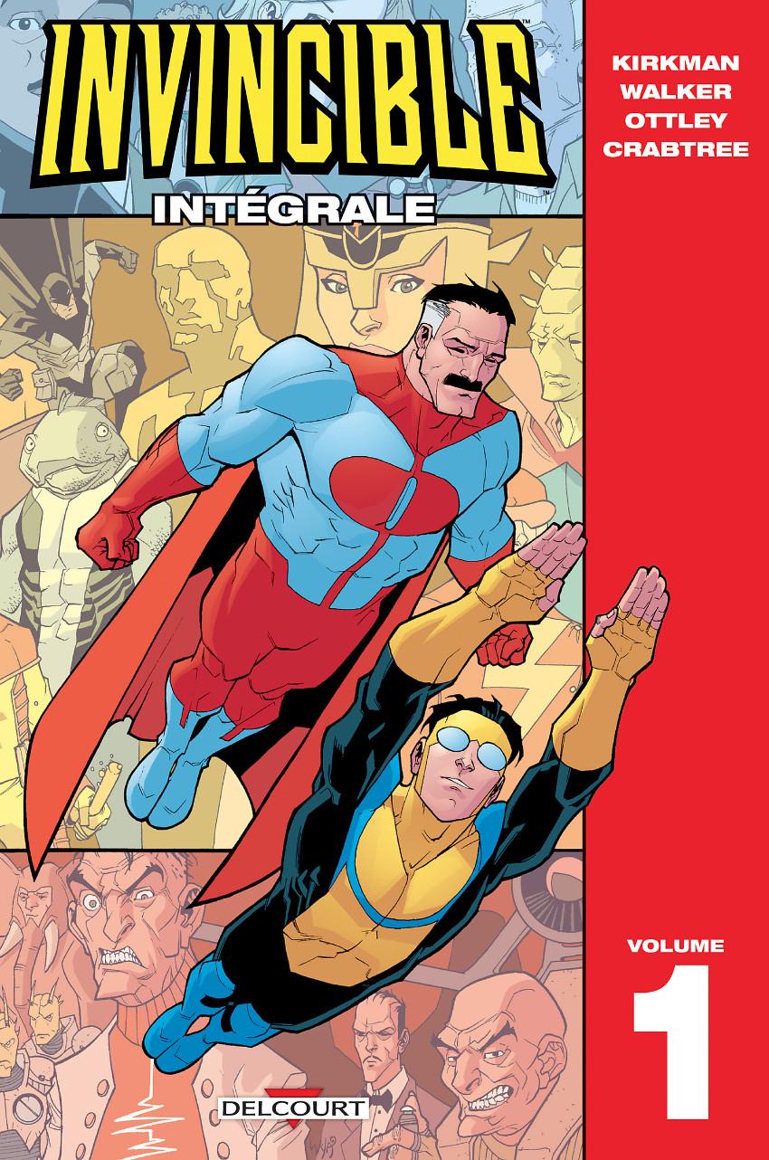 Couverture de Invincible -INT01- Volume 1