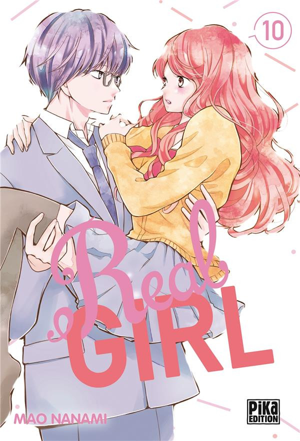 Couverture de Real Girl -10- Tome 10