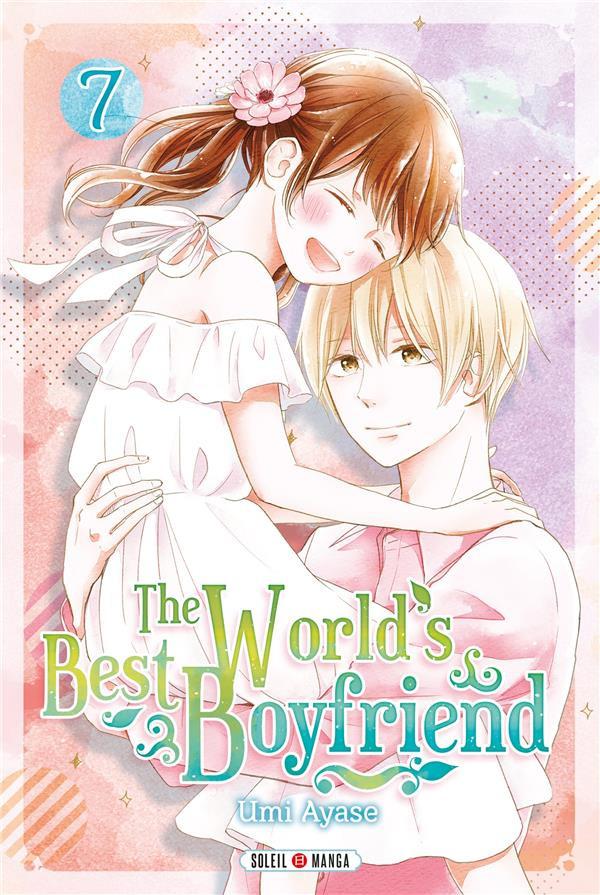 Couverture de World's Best Boyfriend (The) -7- Tome 7