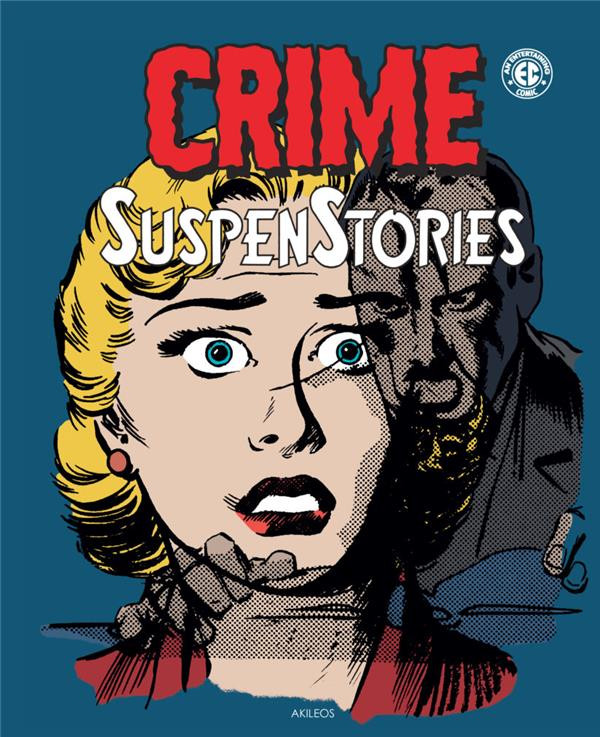 Couverture de Crime SuspenStories -4- Tome 4