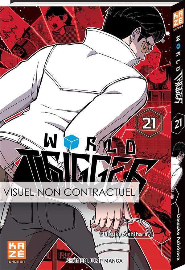 Couverture de World Trigger -21- Tome 21