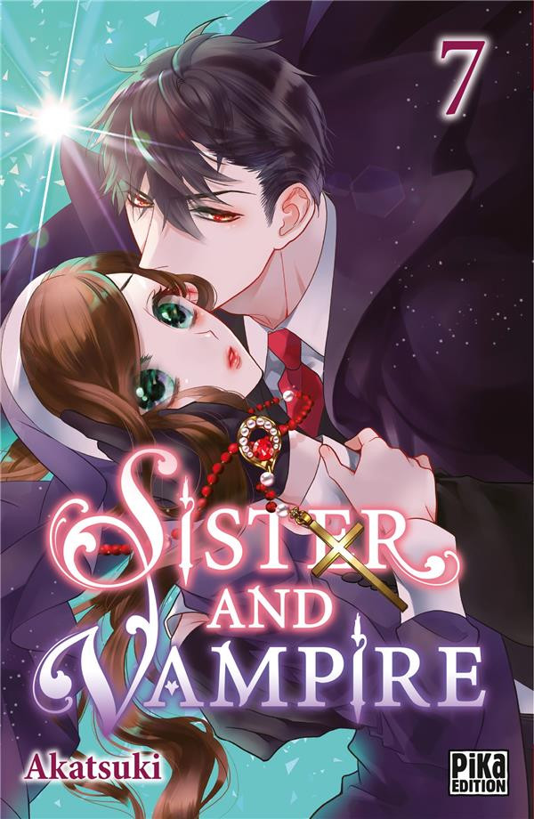 Couverture de Sister and Vampire -7- Tome 7