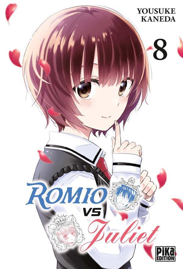 Couverture de Romio VS Juliet -8- Tome 8