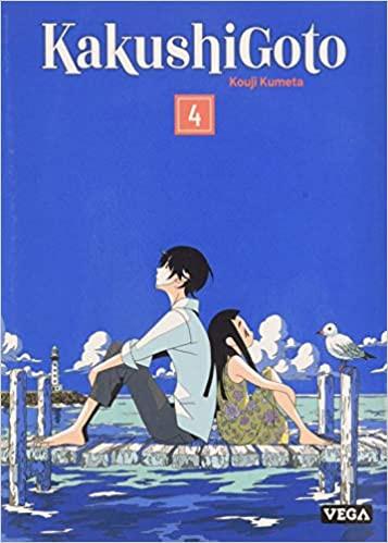 Couverture de Kakushigoto -4- Tome 4