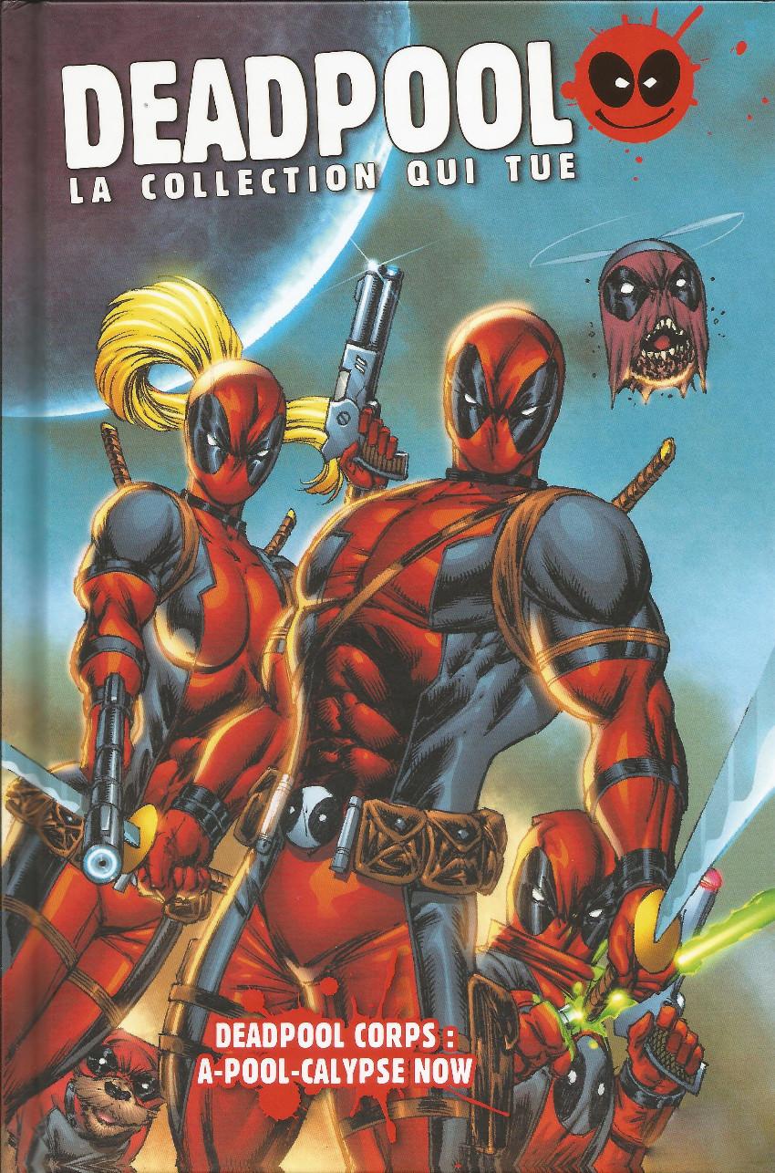 Couverture de Deadpool - La collection qui tue (Hachette) -3140- Deadpool corps : A-Pool-Calypse Now