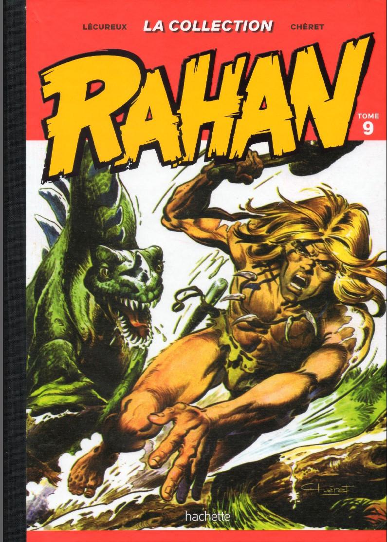 Couverture de Rahan - La Collection (Hachette) -9- Tome 9