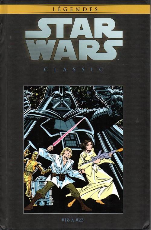 Couverture de Star Wars - Légendes - La Collection (Hachette) -119119- Star Wars Classic - #18 à #23