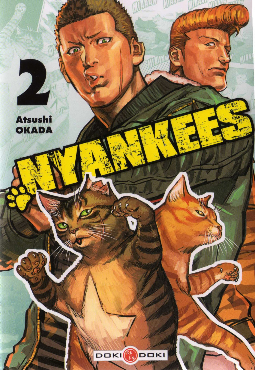 Couverture de Nyankees -2- Tome 2