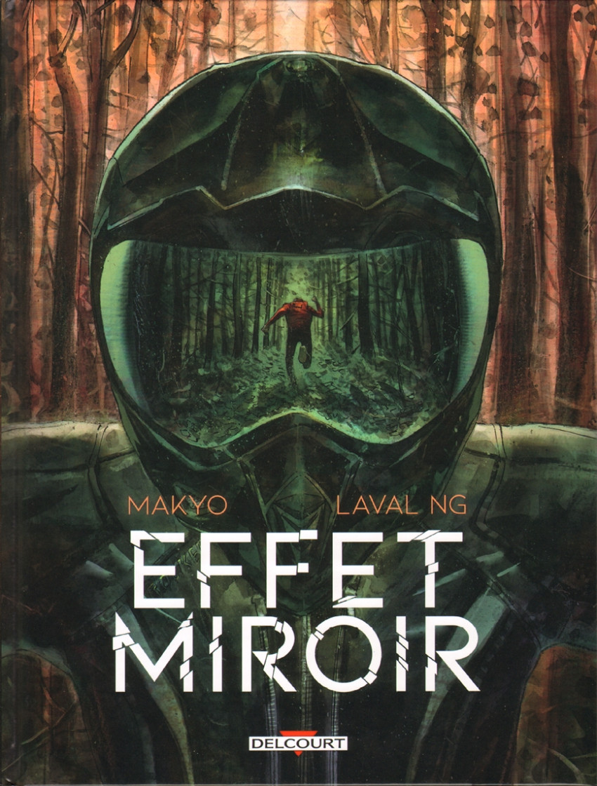 Couverture de Effet miroir - Tome 1