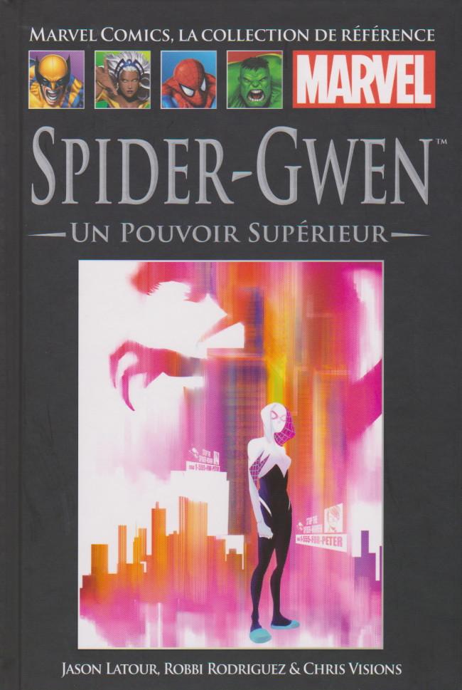 Couverture de Marvel Comics - La collection (Hachette) -158115- Spider-Gwen : Un Pouvoir Supérieur