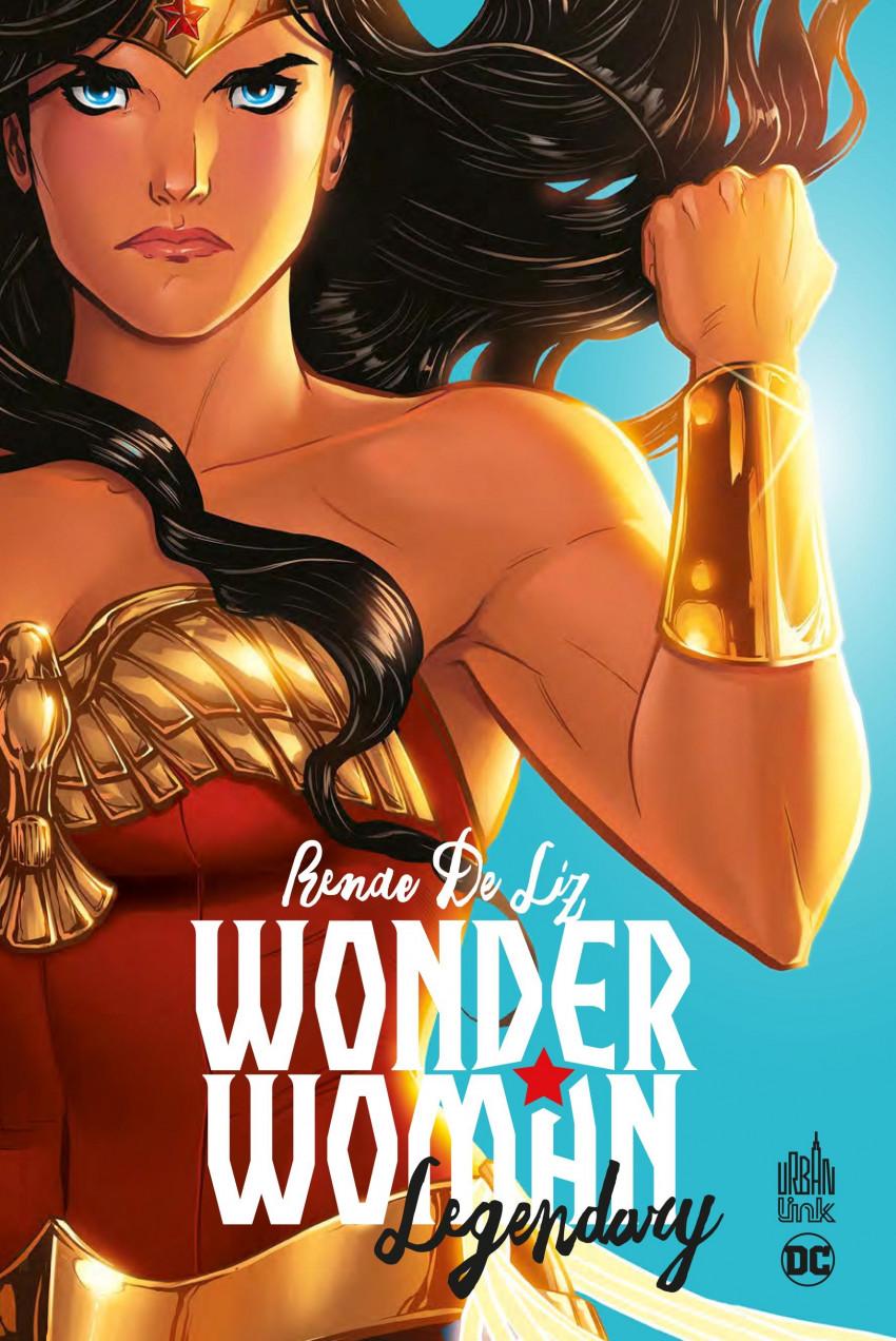 Couverture de Wonder Woman - Legendary - Wonder Woman : Legendary