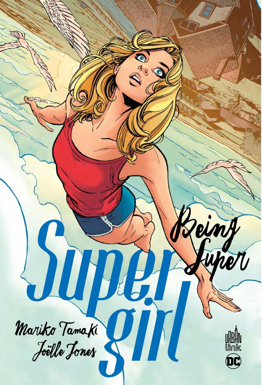 Couverture de Supergirl - Being Super - Supergirl : Being Super