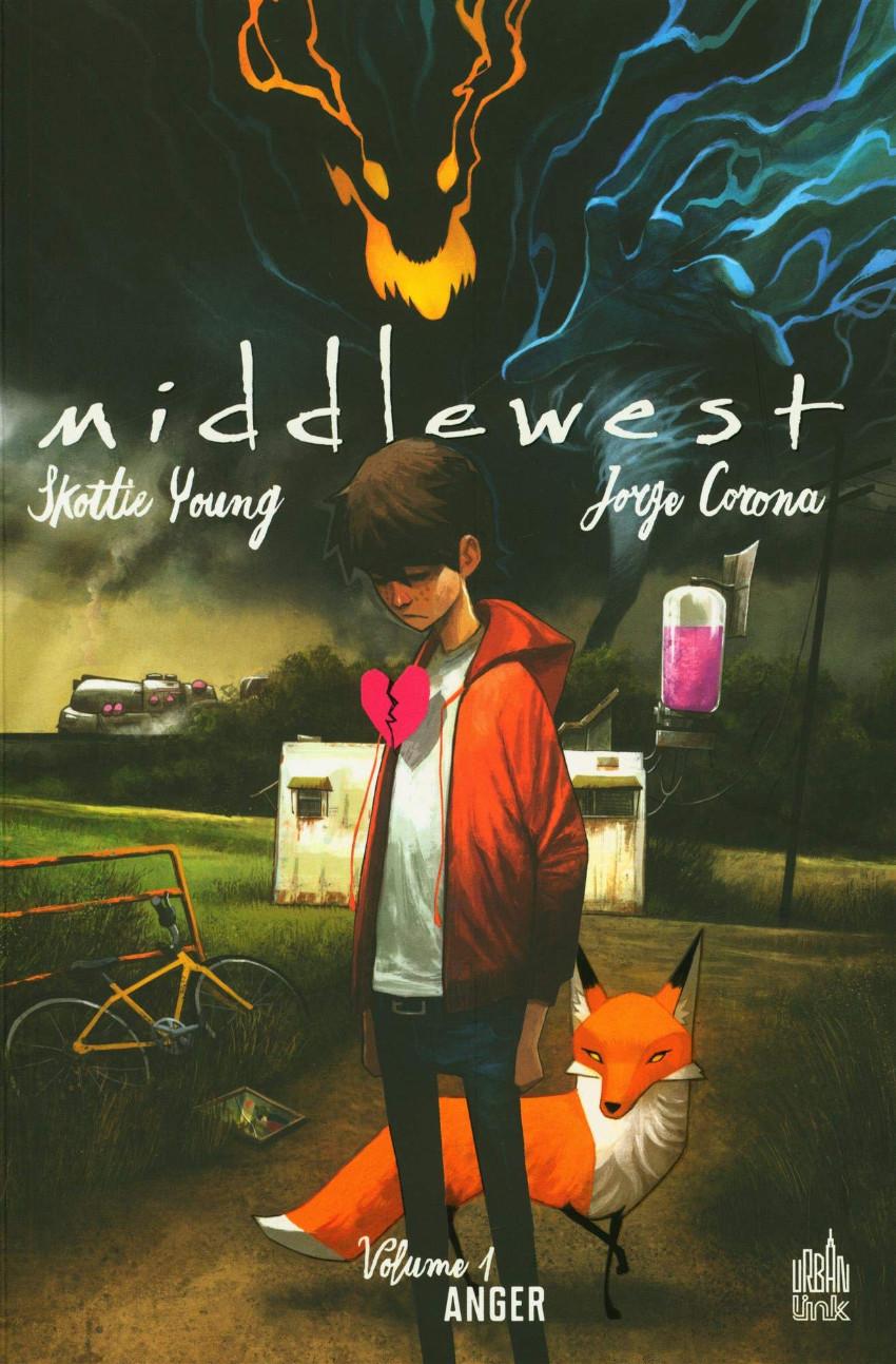 Couverture de Middlewest -1- Anger
