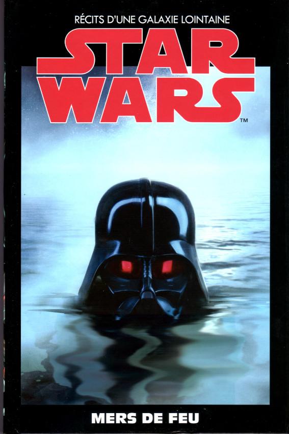 Couverture de Star Wars - Récits d'une galaxie lointaine -36- Mers de feu