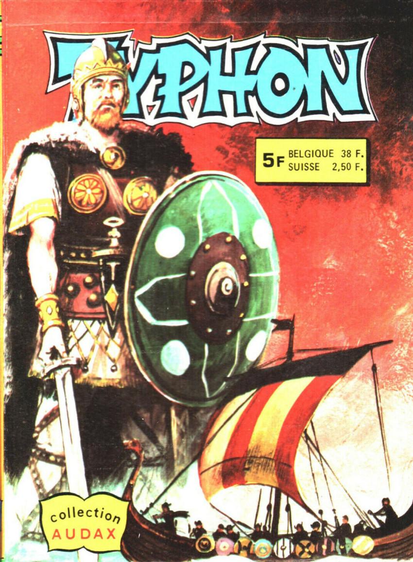 Couverture de Typhon -Rec03- Recueil 5592 (6, 7)