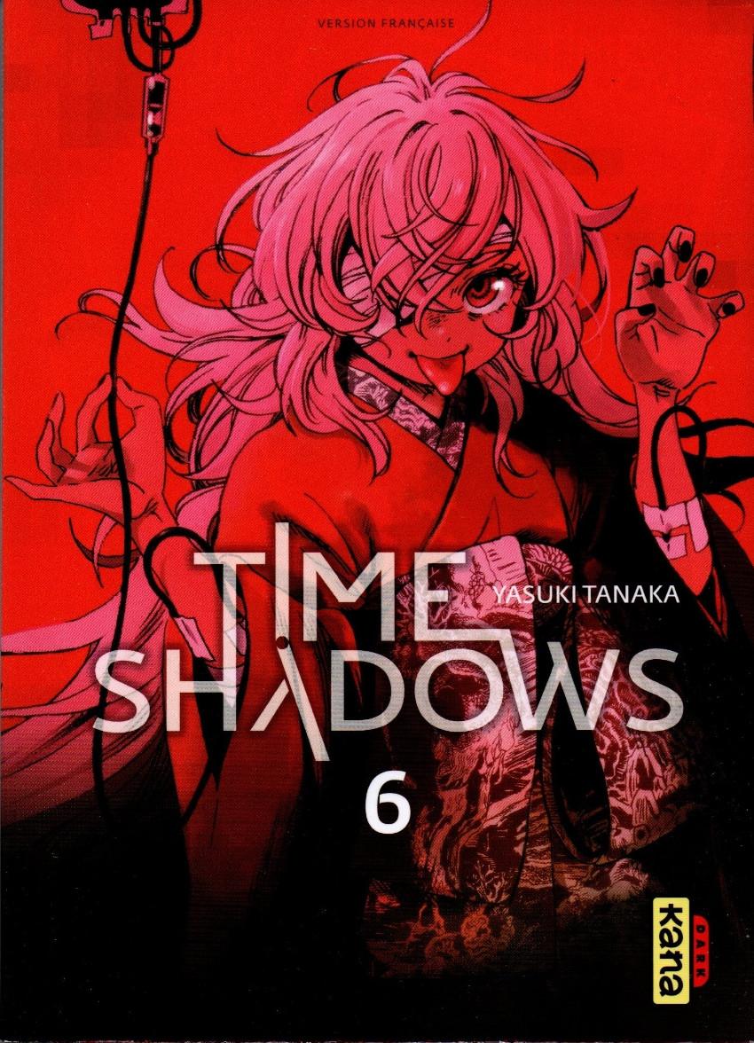 Couverture de Time Shadows -6- Tome 6