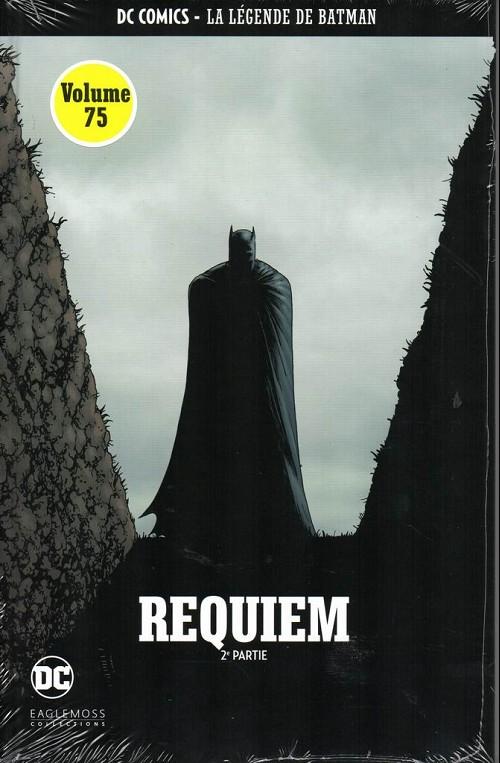 Couverture de DC Comics - La légende de Batman -7567- Requiem - 2ème partie