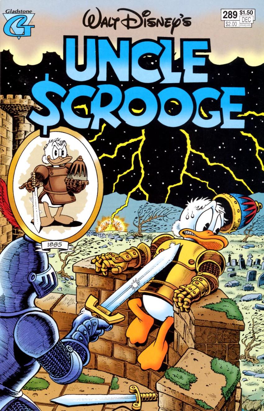 Couverture de Uncle $crooge (5) (Gladstone - 1993) -289- Issue # 289