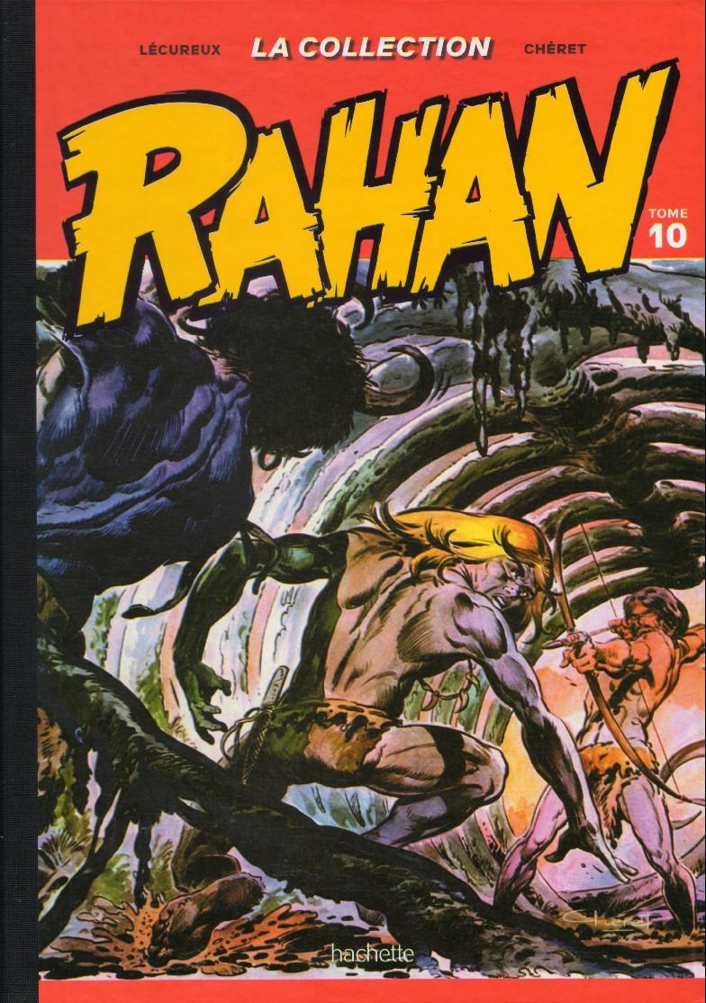 Couverture de Rahan - La Collection (Hachette) -10- Tome 10
