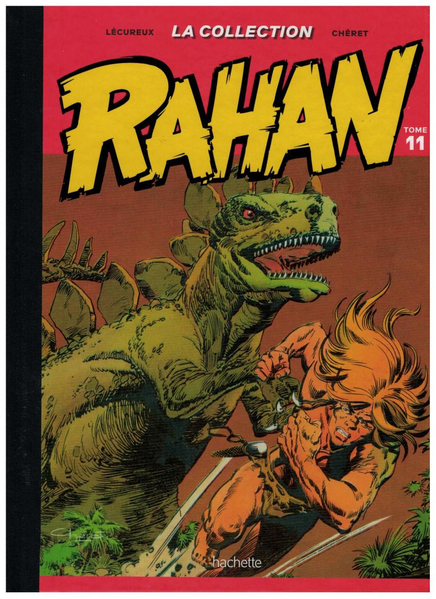Couverture de Rahan - La Collection (Hachette) -11- Tome 11