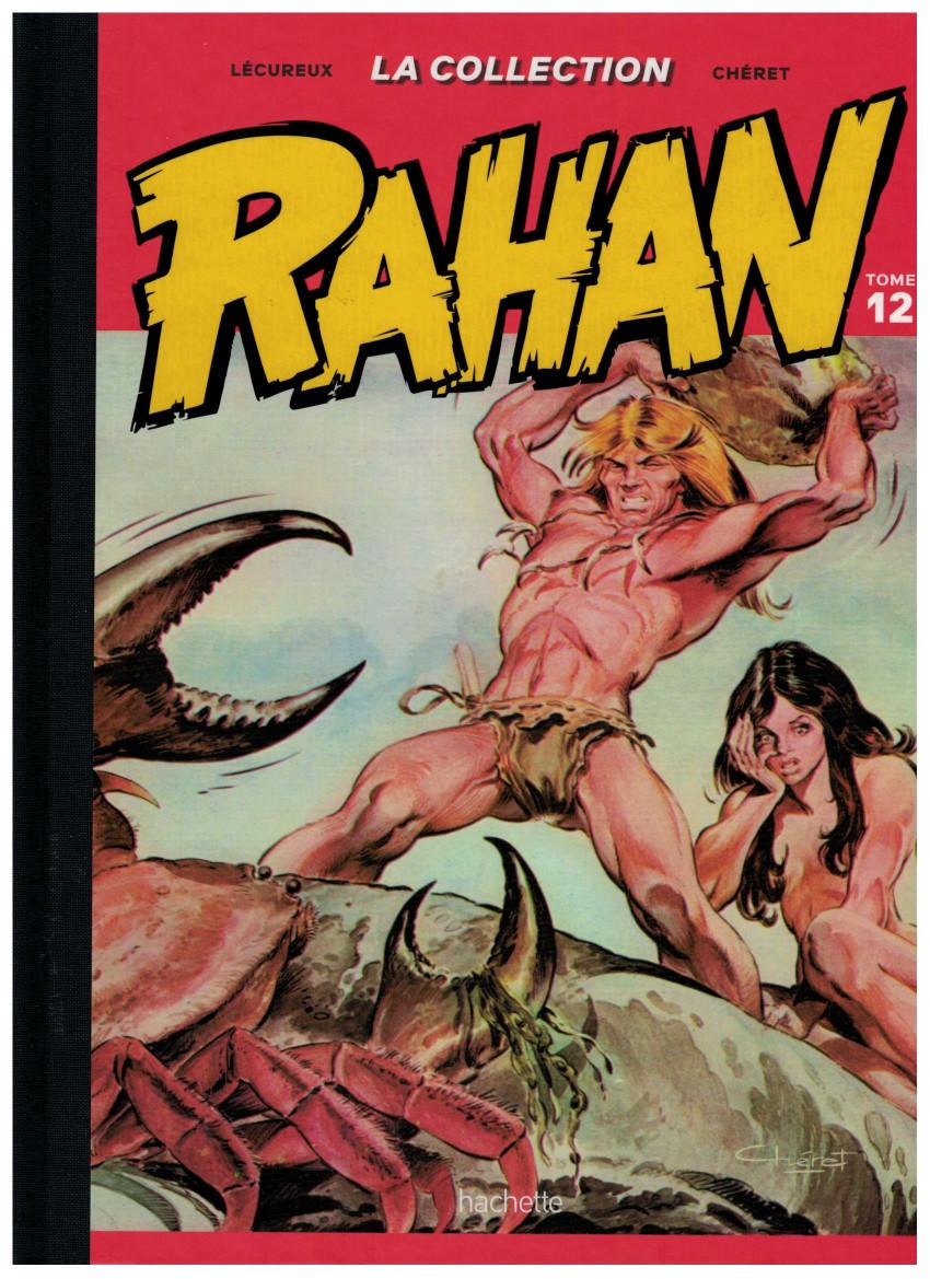 Couverture de Rahan - La Collection (Hachette) -12- Tome 12