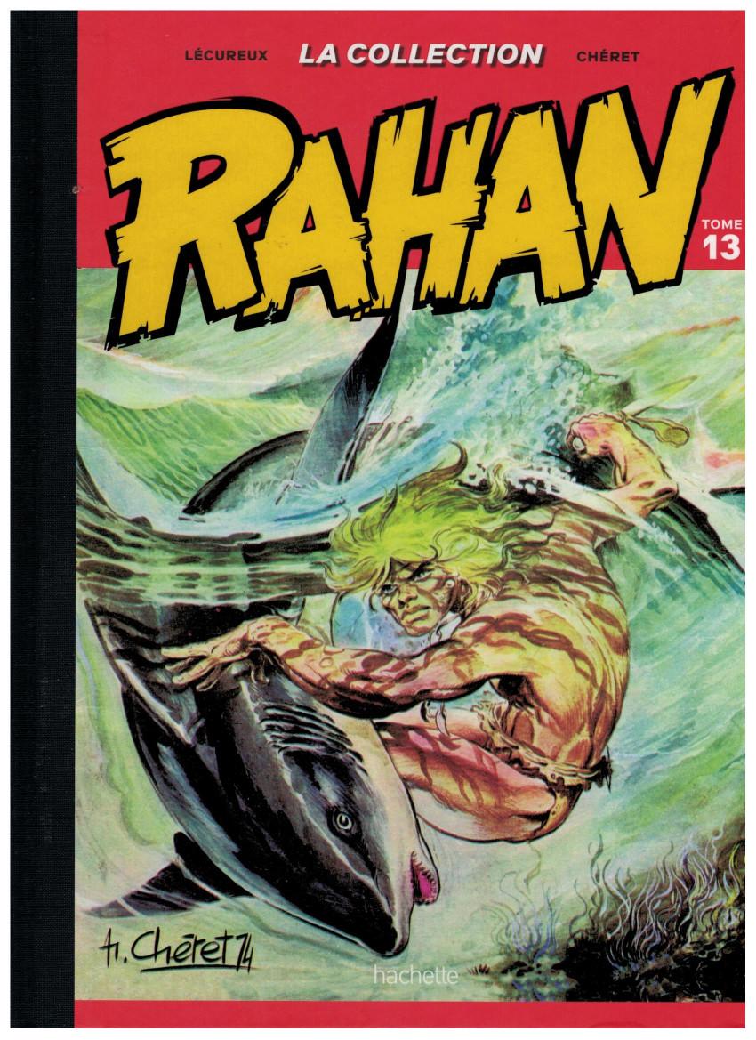 Couverture de Rahan - La Collection (Hachette) -13- Tome 13