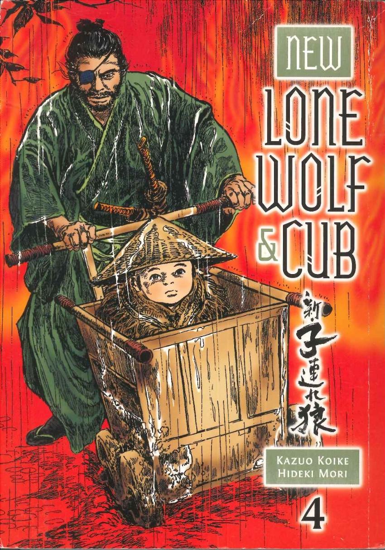 Couverture de New lone wolf & cub -4- Volume 4
