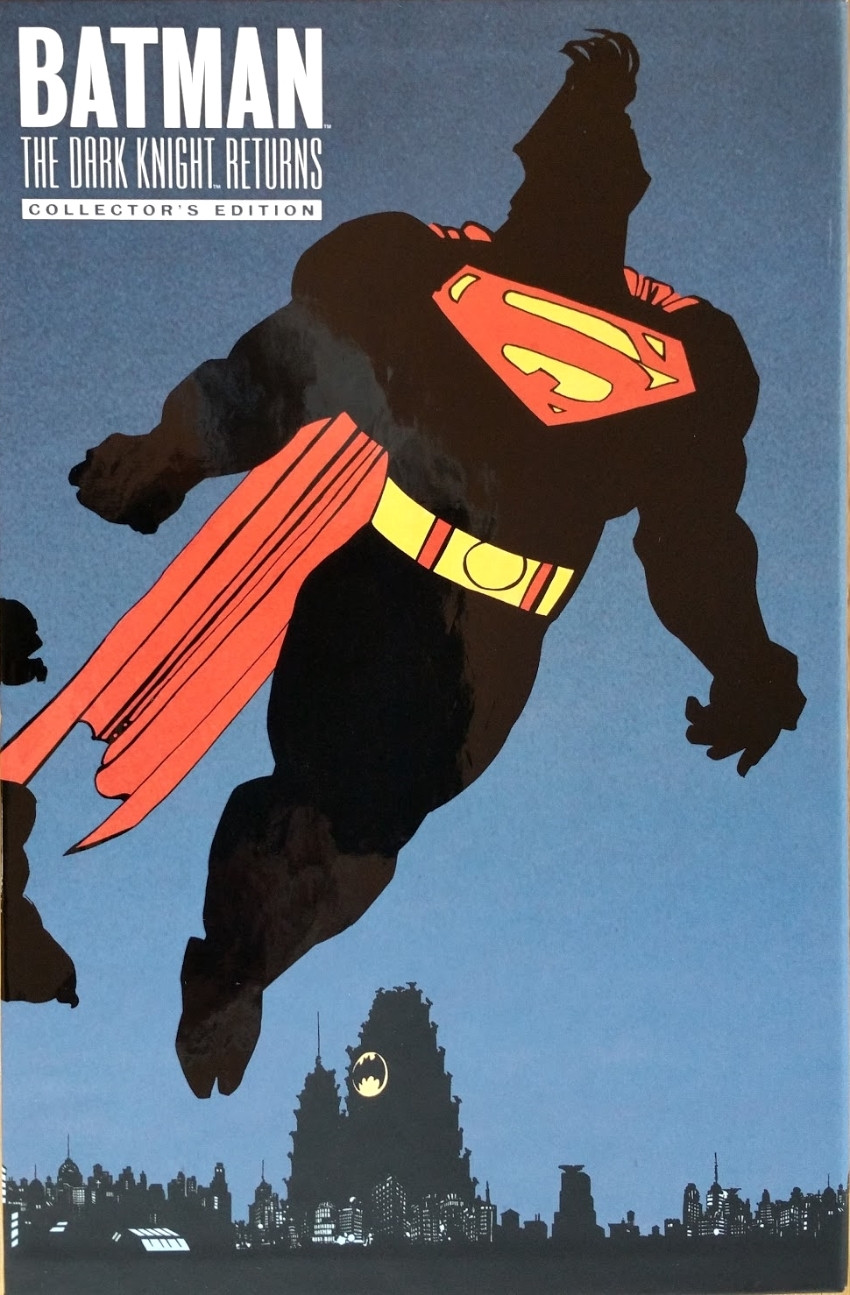 Couverture de Batman: The Dark Knight (1986) -INT01- The Dark Knight Returns - Collector's Edition Box Set