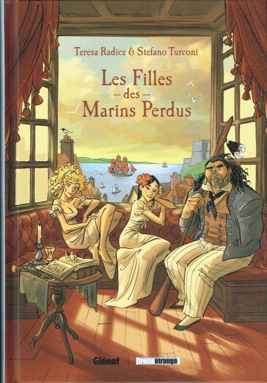 Couverture de Les filles des Marins Perdus - Les Filles des Marins Perdus