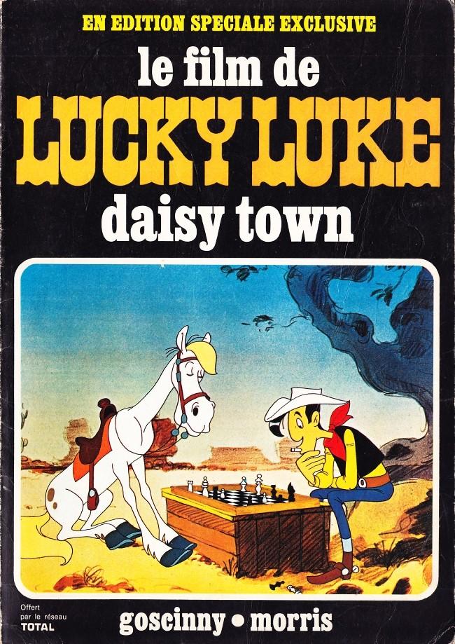 Lucky Luke Daisy Town Deutsch