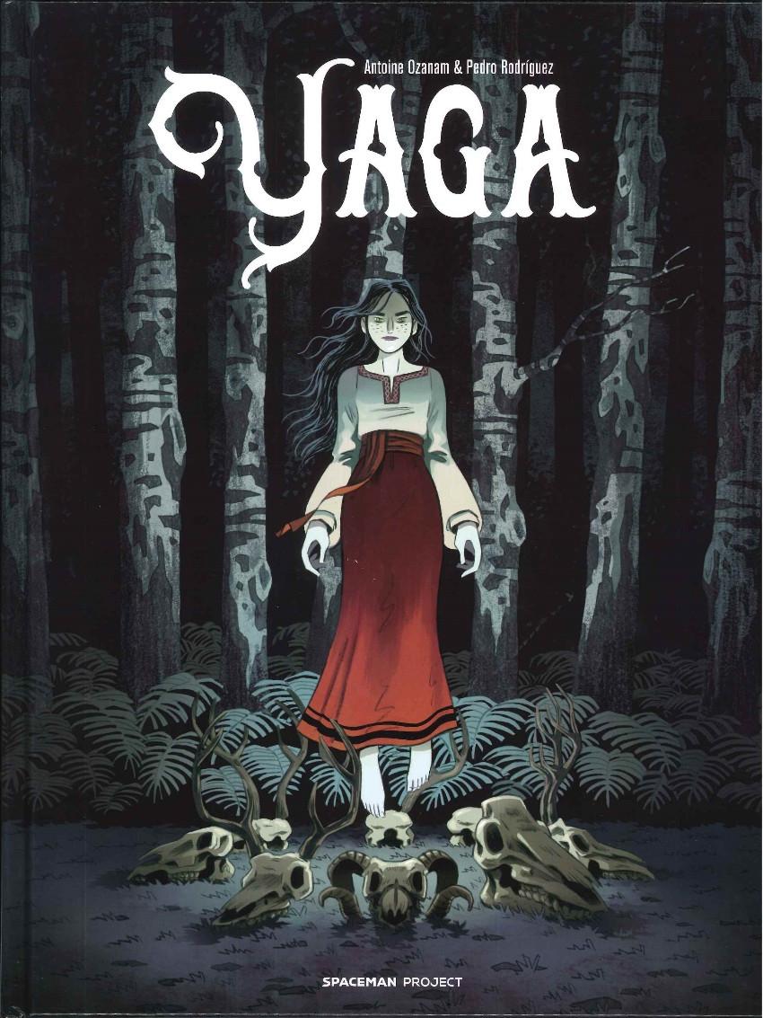 Couverture de Yaga