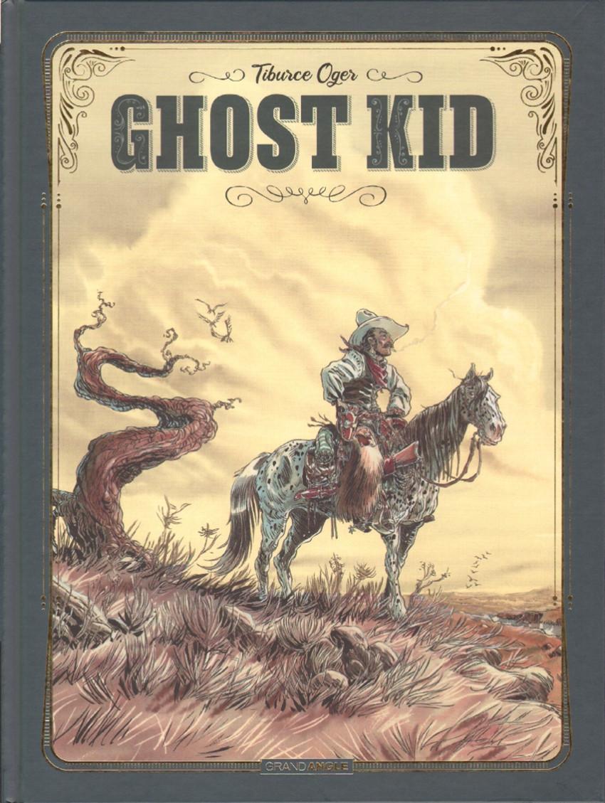 Couverture de Ghost Kid