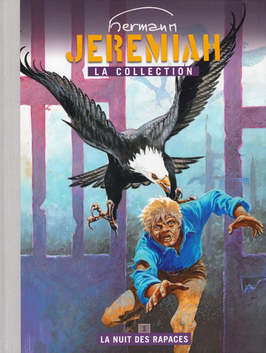 Couverture de Jeremiah - La Collection (Hachette) -1- La Nuit des rapaces