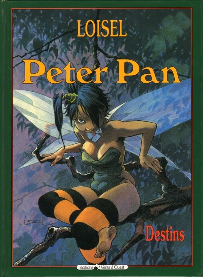 Couverture de Peter Pan (Loisel) -6- Destins